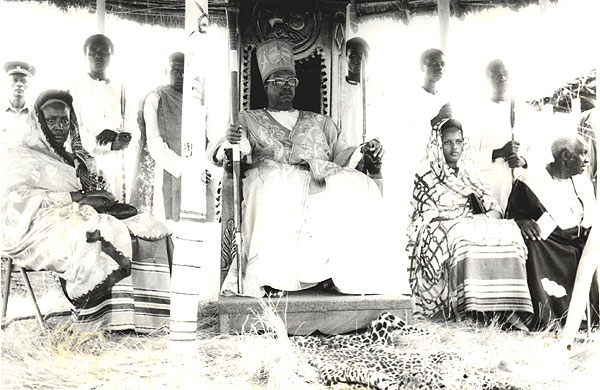 Our Heritage: New Ankore prince after late John Barigye