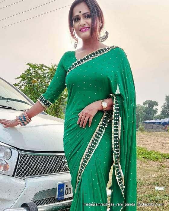 Actress Rani panda