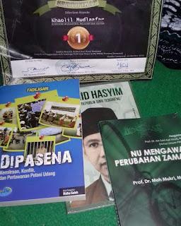 Lomba Menulis Artikel Hari Santri Nasional Kategori Mahasiswa/Pelajar/Santri, LTN PWNU Lampung