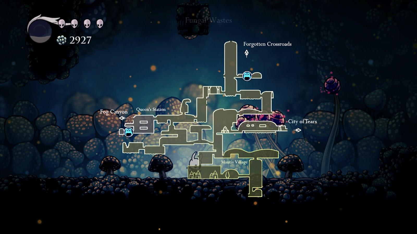 Hollow Knight PC Descargar Full (GOG) 4