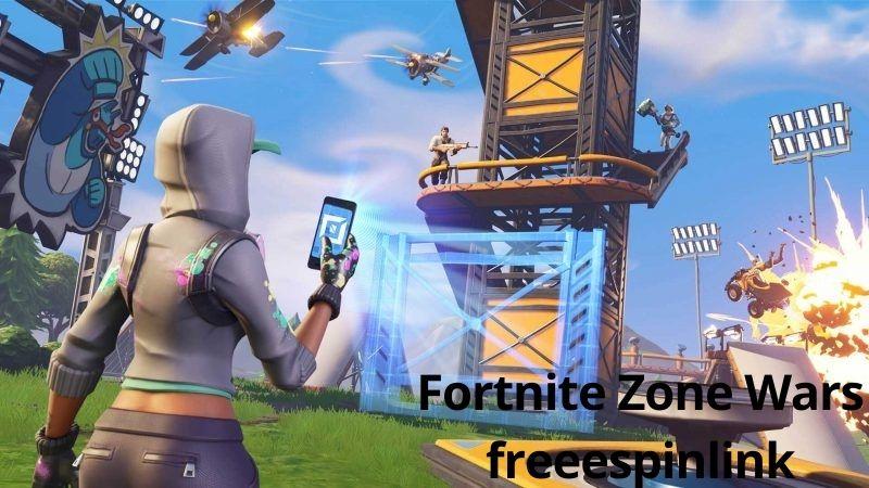 fortnite zone wars codes