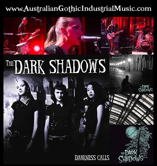 New dark wave bands