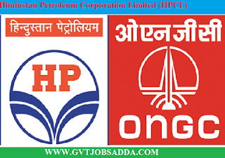 HPCL RECRUITMENT 122 POSTS 2018