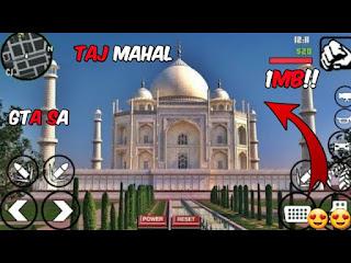 TAJ MAHAL IN GTA SA ANDROID    INDIAN MONUMENT IN GTA SA   