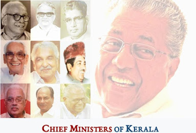 Chief Ministers Of Kerala