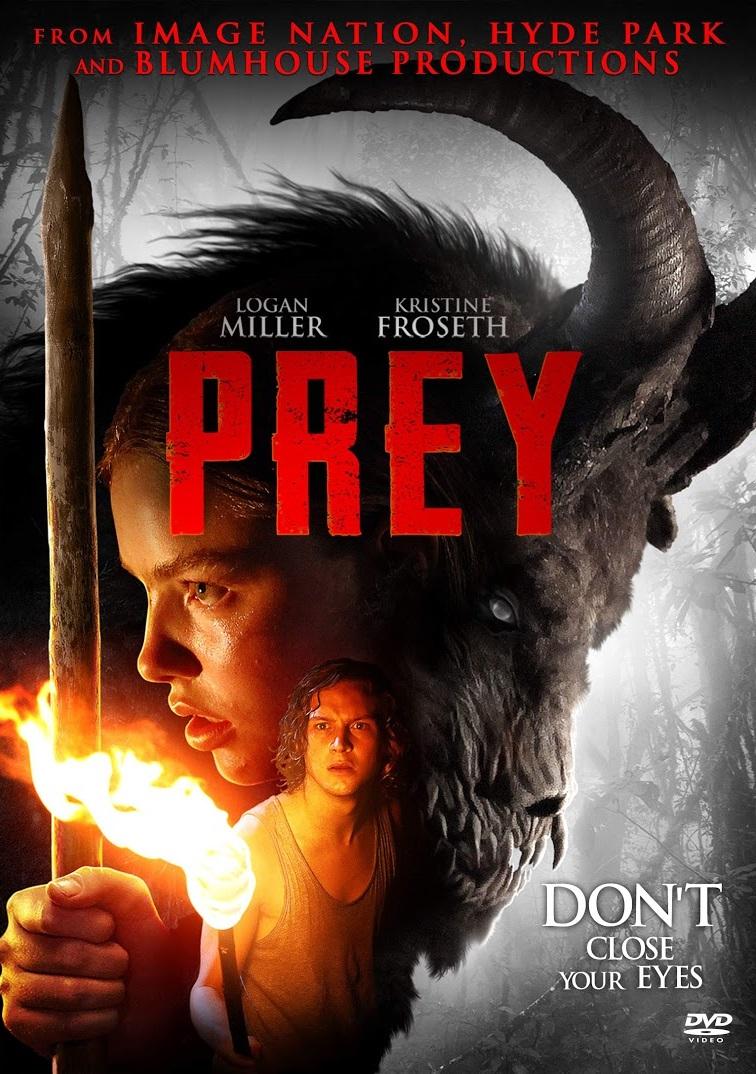 Prey [2019] [DVDR] [NTSC] [Subtitulado]