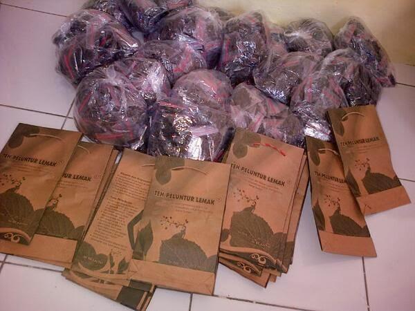 Teh Peluntur Lemak Asli | Bandung | Slimming Tea