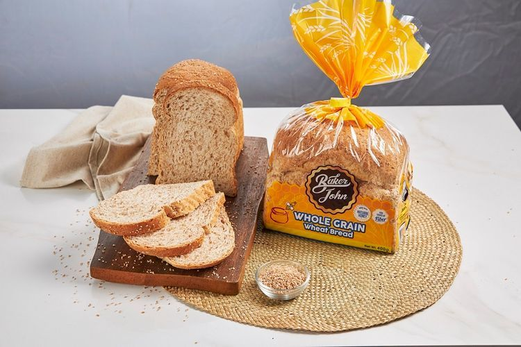 Easy sandwich recipes using Baker John wheat bread