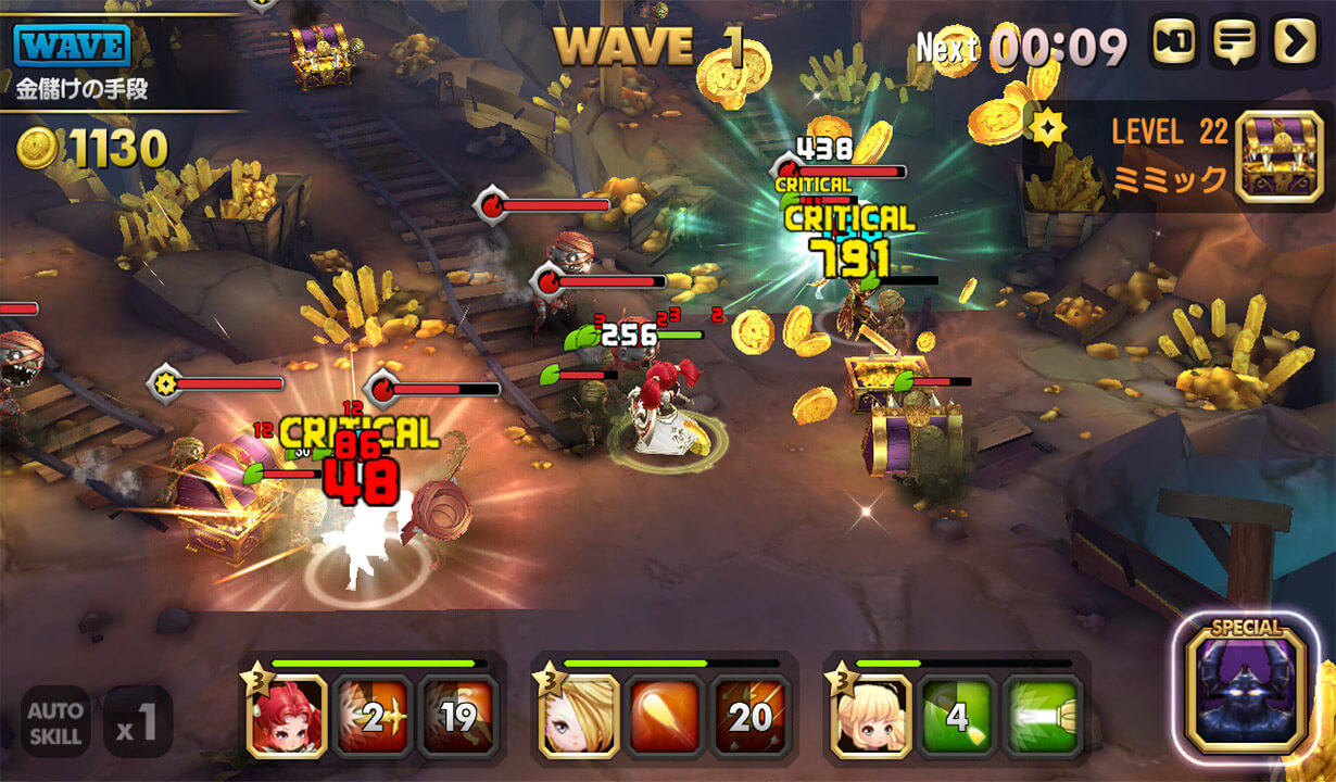 HEROES WANTED : Quest RPG Mod Apk v1.1.5.26046 (High