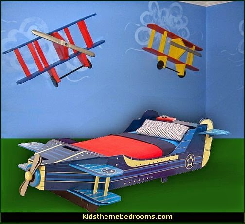 Airplane Toddler Bed airplane shelf airplane bedroom ideas
