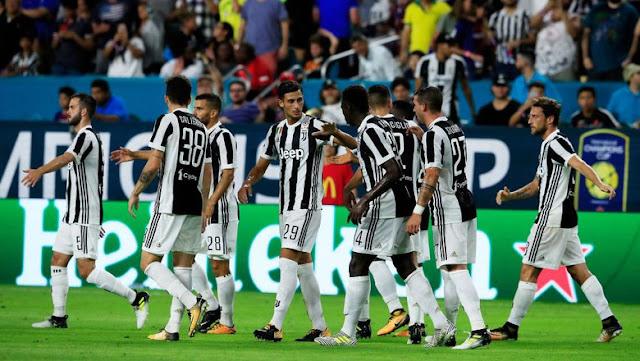 Misi Juventus Menebus Kekalahan di Piala Super Italia Tahun Lalu