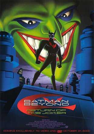 Batman Beyond: Return of the Joker 2000 BRRip 720p Dual Audio In Hindi English