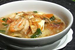 Resep dan Cara Membuat Sup Lobster Kelapa Muda