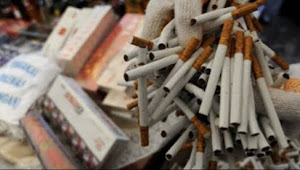 Mafia Penyelundup Rokok Ilegal, Sempat Acam Petugas