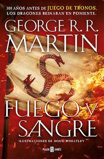 Fuego y sangre 1, George R. R. Martin