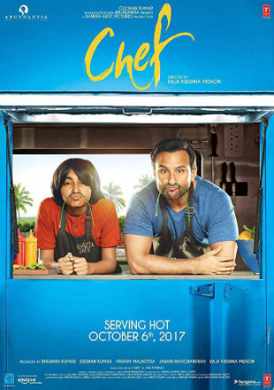 Chef 2017 HDRip 350MB Full Hindi Movie Download 480p Watch Online Free bolly4u
