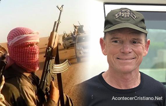 Misionero en Irak