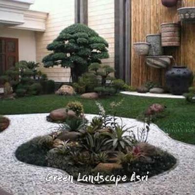 20 Gambar Taman Kering Indoor & Outdoor Terbaik