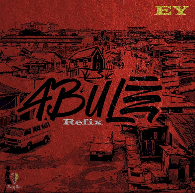 MUSIC: EY -  ABULE COVER