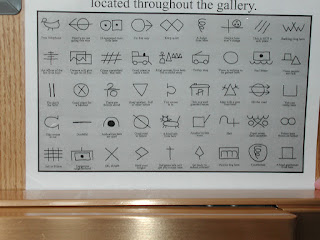 hobo signs, Cheyenne Union Pacific depot museum
