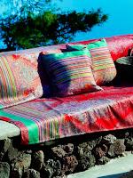Bassetti Granfoulard foulard de decoracion Elba