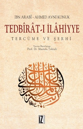 Muhyiddin İbn Arabi -  TEDBIRAT-I ILAHIYYE PDF İndir