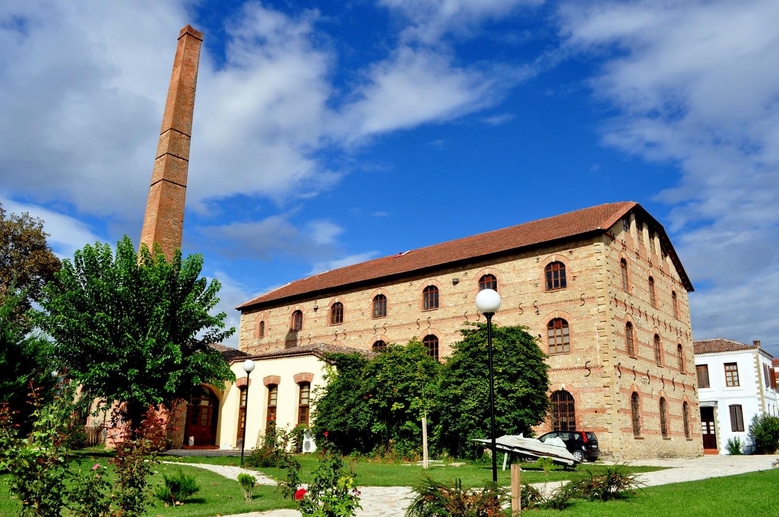 Εγκαίνια του Βιομηχανικού - Αγροτικού Μουσείου στο Μύλο Ματσόπουλου στα Τρίκαλα