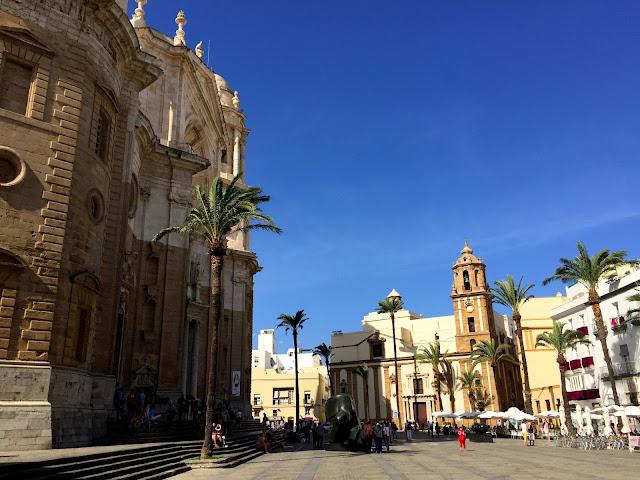 Catedral de la Santa Cruz de Cadiz