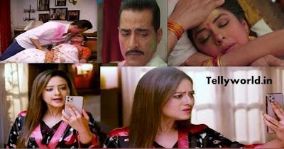 """Vanraj Takes Care of Anupamaa, Kavya Sees On Video Call "" Anupamaa's Upcoming Story and Episode Spoiler """