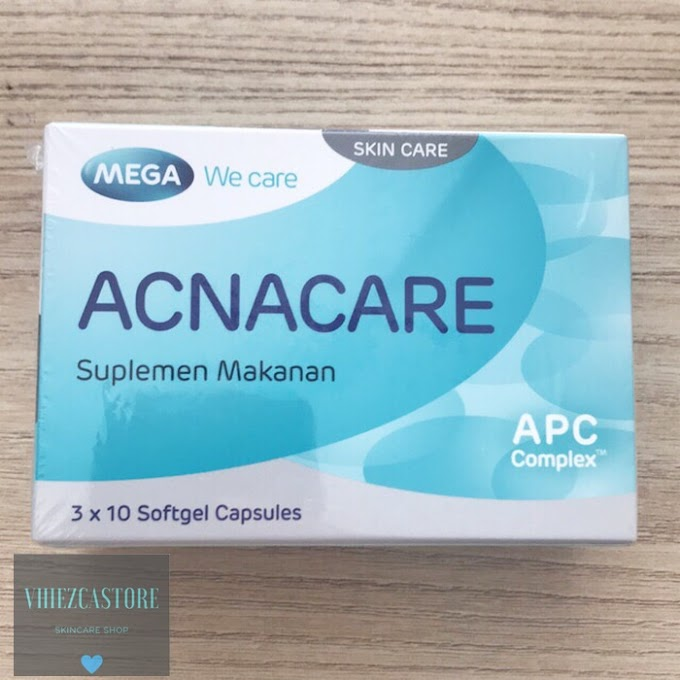 Mega we care Acnacare 30 Softgel