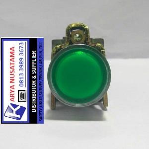 Jual Tombol Indikator ON OFF Hijau LED 220v di Madiun