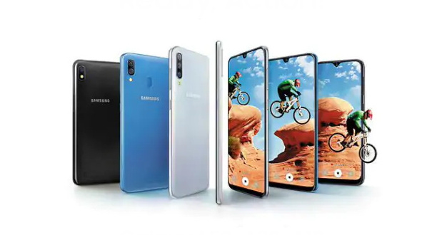 Galaxy A50, Galaxy A30, dan Galaxy A10