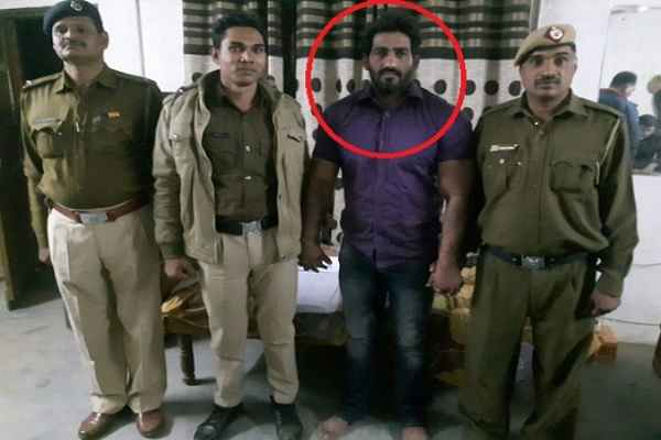 bobby-kataria-latest-photo-in-police-custody-gurugram-sector-9