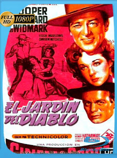El Jardin Del Diablo [1954] HD [1080p] Latino [GoogleDrive] SilvestreHD