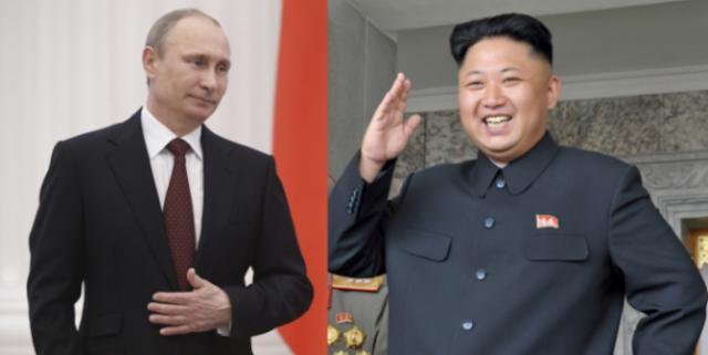 Kim çin in Putin'i yeni il munasibetile tebrik edib