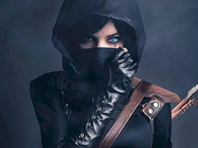 ninja wanita