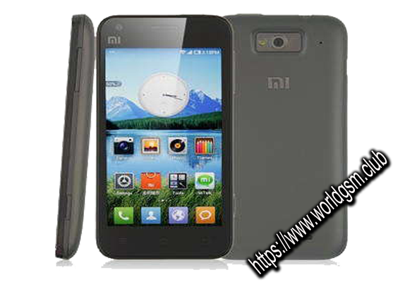 Xiaomi Mi 1S Official Firmware is Full Free Download