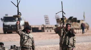 Syrian Democratic Forces says assaults on last IS pocket in Syria  has began