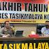 Polres Tasikmalaya Kota Polda Jabar, Sampaikan Laporan Kegiatan Pres Rilis Akhir Tahun 2020