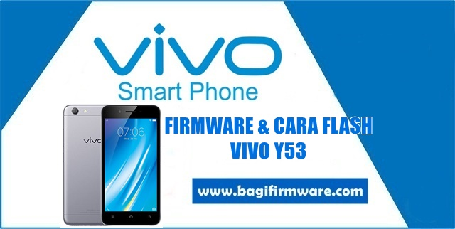 Firmware Vivo Y53 Tested (QFIL)