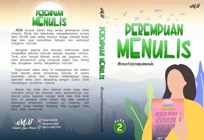 Review Buku Perempuan Menulis #2