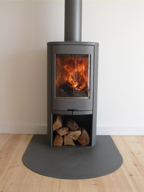 Redwood Stoves Ltd Cornwall Contura 810 In Grey