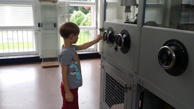 Radiostacja, Gliwice, Śląsk, muzeum