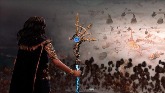 Cuộc Chiến Của Các Vị Thần Ấn Độ - THVL1