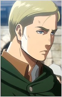 Smith Erwin attack on titan Season 3