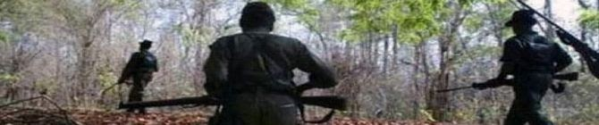 Maoist Terrorists Used Light Machine Guns, Desi Rockets; Bijapur Ambush Could Be Planned: Officials