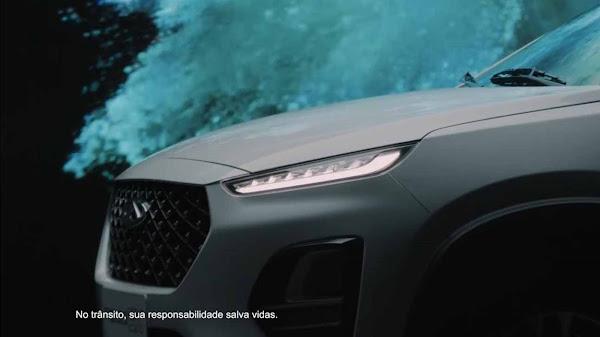 Novo Caoa Chery Tiggo 3X Turbo será revelado hoje, na TV aberta