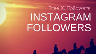 Insta followers Increase