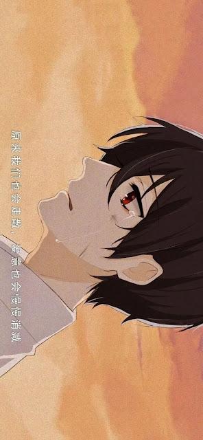 cool anime boy wallpaper
