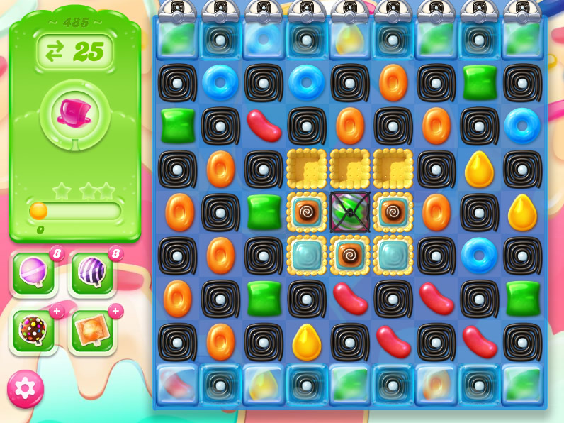 Candy Crush Jelly Saga 485